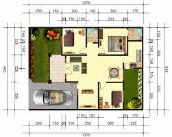 10 Desain Denah Rumah Idaman