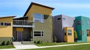 10 Desain Rumah Dengan Perpaduan Warna Cerah 3