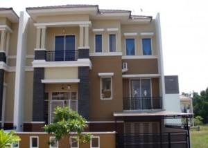 10 Desain Rumah Dengan Perpaduan Warna Cerah 6