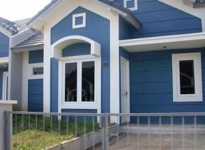10 Desain Rumah Dengan Perpaduan Warna Cerah 8