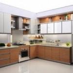 10 Gambar Kitchen Set Minimalis Terpopuler