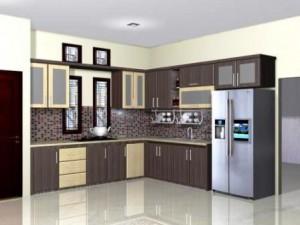 10 Gambar Kitchen Set Minimalis Terpopuler 2