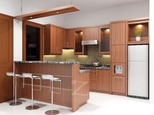10 Gambar Kitchen Set Minimalis Terpopuler 6