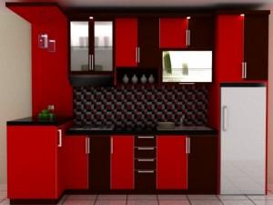 10 Gambar Kitchen Set Minimalis Terpopuler 8