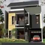 11 Desain Rumah Minimalis Modern dan Simpel