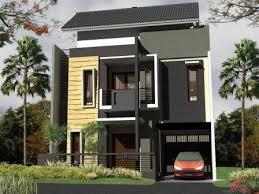 11 Desain Rumah Minimalis Modern dan Simpel 1