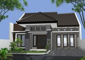 11 Desain Rumah Minimalis Modern dan Simpel 11