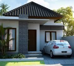 11 Desain Rumah Minimalis Modern dan Simpel 4