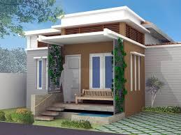 11 Desain Rumah Minimalis Modern dan Simpel 6