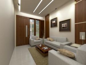 13 Desain Ruang Tamu Minimalis Menawan 10