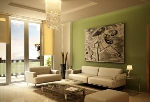 13 Desain Ruang Tamu Minimalis Menawan 11