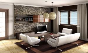 13 Desain Ruang Tamu Minimalis Menawan 13