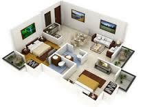 18 Desain Rumah 3D Minimalis Modern 3