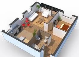 18 Desain Rumah 3D Minimalis Modern 4