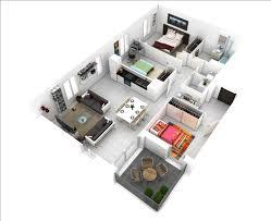 18 Desain Rumah 3D Minimalis Modern 5