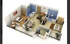 18 Desain Rumah 3D Minimalis Modern 7