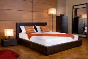 Tempat Tidur Minimalis 10