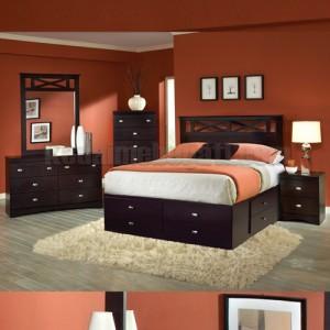 Tempat Tidur Minimalis 5