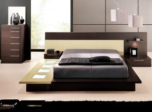 Tempat Tidur Minimalis 7