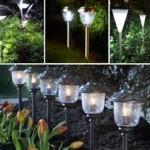 10 Gambar Lampu Hias Taman Indah