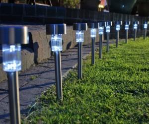 10 Gambar Lampu Hias Taman Indah 7