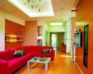 10 Kombinasi Warna Cat Rumah Idaman Anda 4