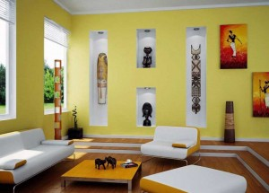 10 Kombinasi Warna Cat Rumah Idaman Anda 7