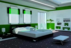 10 Kombinasi Warna Cat Rumah Idaman Anda 8