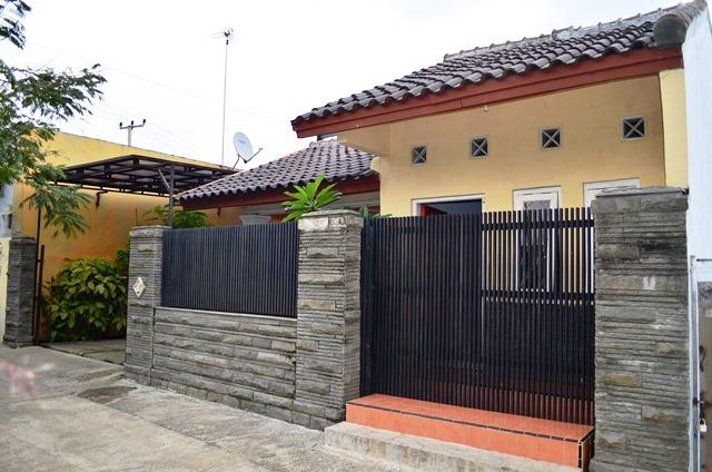 11 gambar pagar dengan batu alam minimalis rumah impian