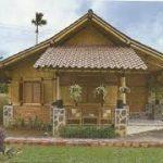 12 Aneka Model Rumah Bambu Jawa Barat Menarik