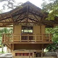 12 Aneka Model Rumah Bambu Jawa Barat Menarik10
