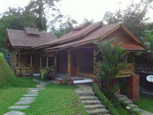 12 Aneka Model Rumah Bambu Jawa Barat Menarik8