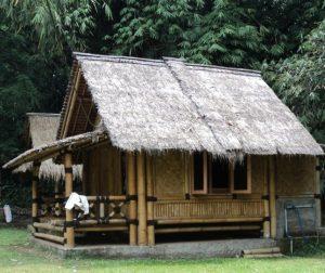 12 Aneka Model Rumah Bambu Jawa Barat Menarik9
