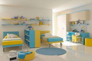 13 Model Renovasi Kamar Anak Indah dan Populer 2