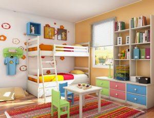 13 Model Renovasi Kamar Anak Indah dan Populer 3