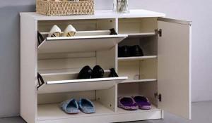 13 Rak Sepatu Minimalis Unik dan Praktis 6