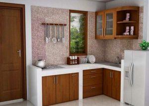 14 Model Dapur Minimalis Ruang Sempit Terbaru11