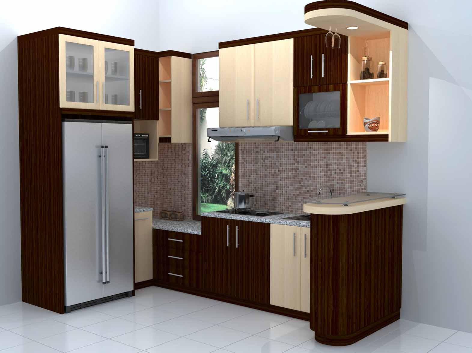 14 model dapur minimalis ruang sempit terbaru rumah impian