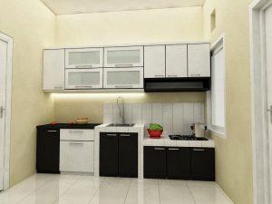 14 Model Dapur Minimalis Ruang Sempit Terbaru9
