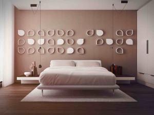 16 Gambar Tempat Tidur Modern dan Menawan 11