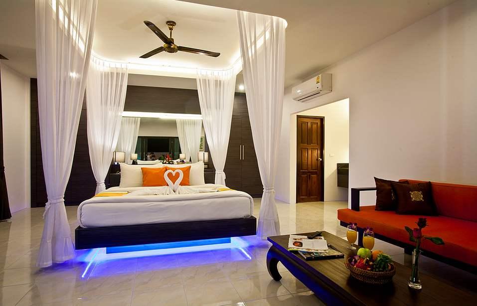 16 gambar tempat tidur modern dan menawan rumah impian