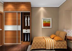 17 Kamar Tidur Minimalis Bagus dan Menarik 10