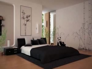 17 Kamar Tidur Minimalis Bagus dan Menarik 11