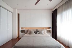 17 Kamar Tidur Minimalis Bagus dan Menarik 15