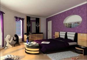 17 Kamar Tidur Minimalis Bagus dan Menarik 17