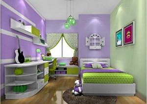17 Kamar Tidur Minimalis Bagus dan Menarik 4