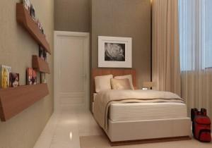 17 Kamar Tidur Minimalis Bagus dan Menarik 5