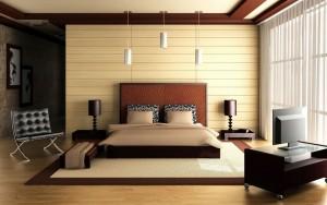 17 Kamar Tidur Minimalis Bagus dan Menarik 6