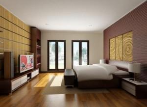 17 Kamar Tidur Minimalis Bagus dan Menarik 7