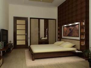 17 Kamar Tidur Minimalis Bagus dan Menarik 9